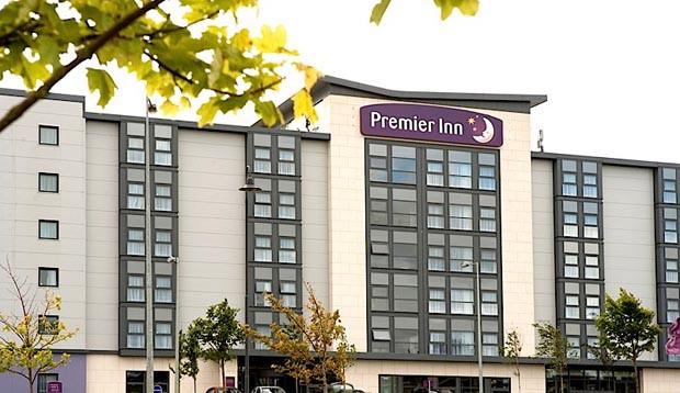 Self-Catering Premier Inn Dublin Airport in Swords