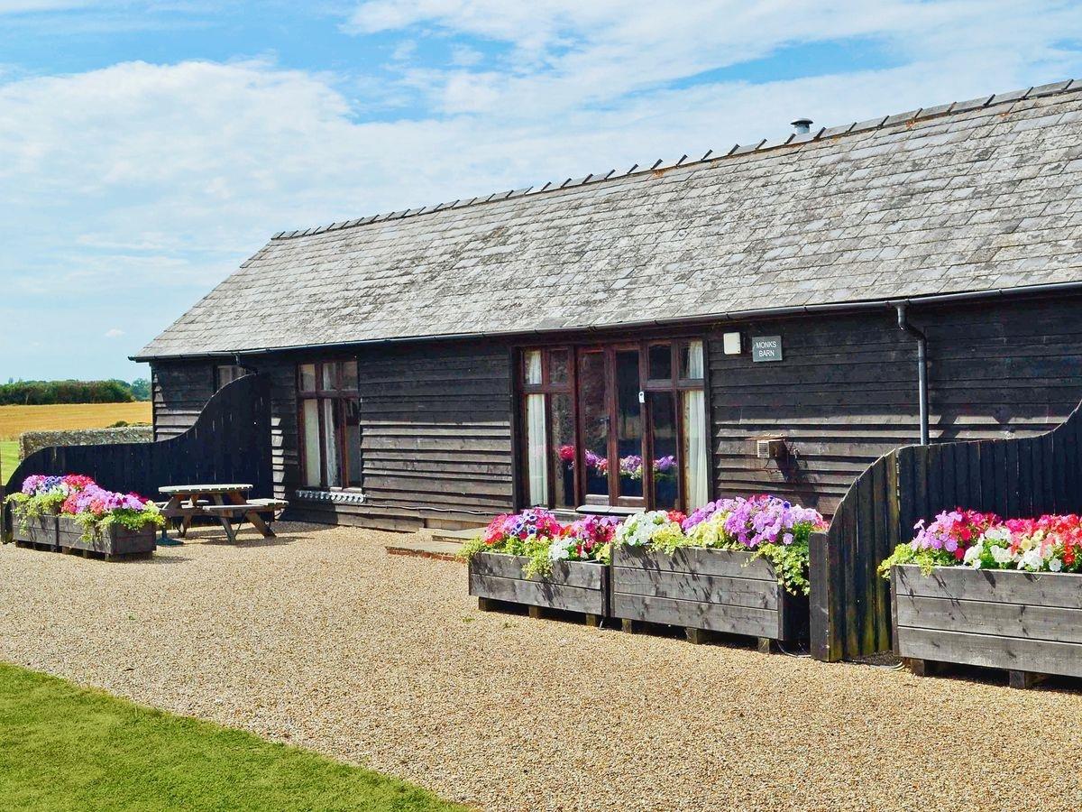 Photo of St Radigund's Abbey Farm - Monk's Barn