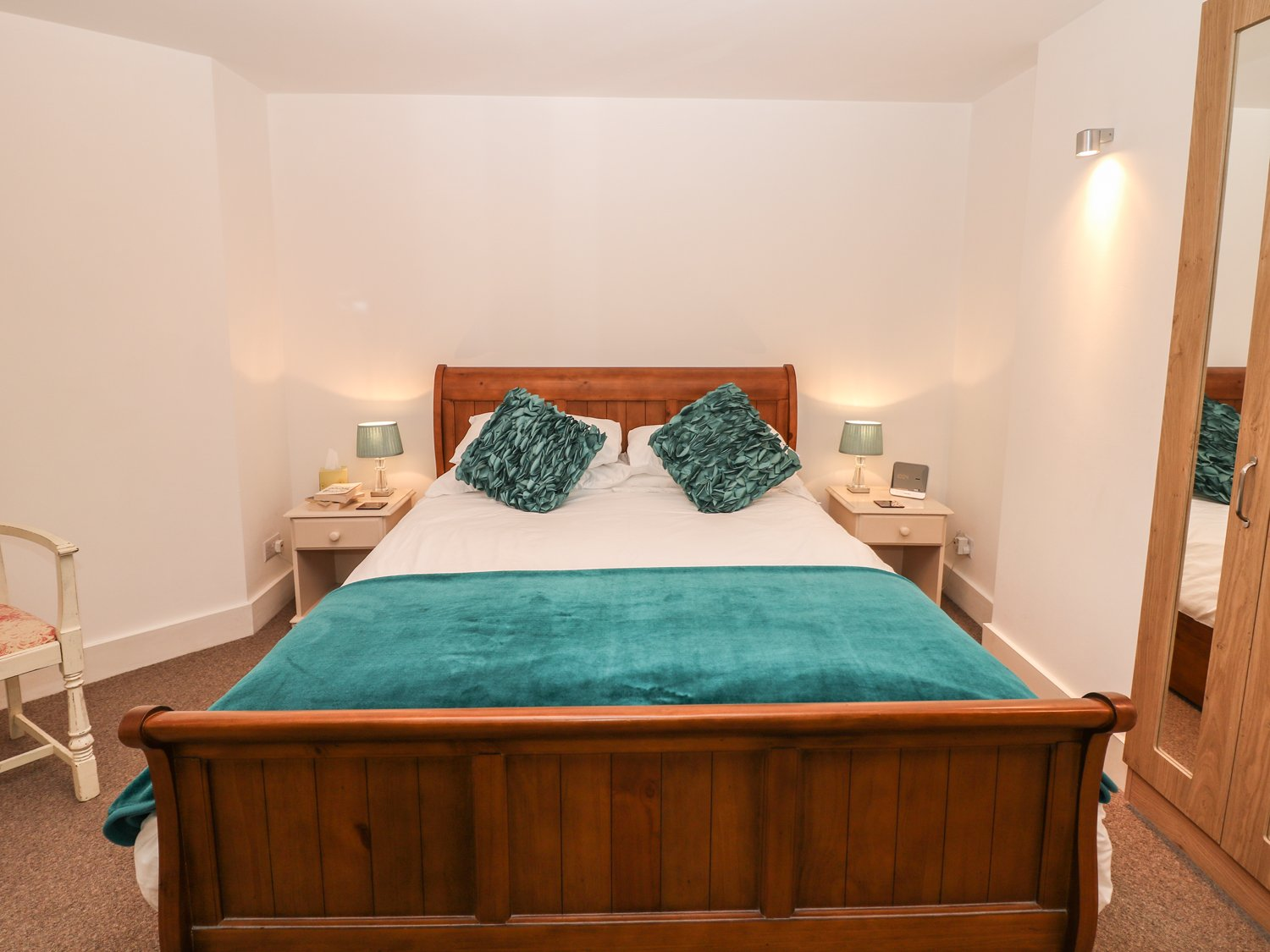 Self-Catering The Garden Flat in Buxton