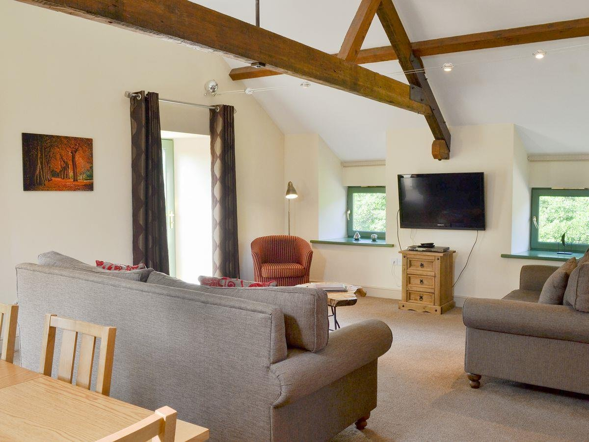 Self-Catering The Loft in Bamburgh