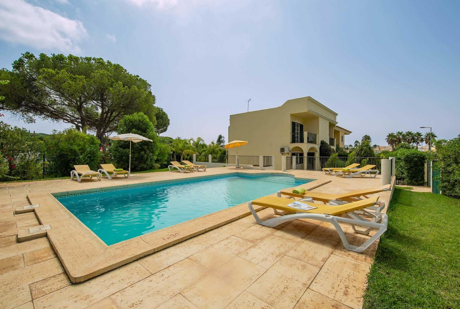 Self-Catering Villa Jardin in Vilamoura