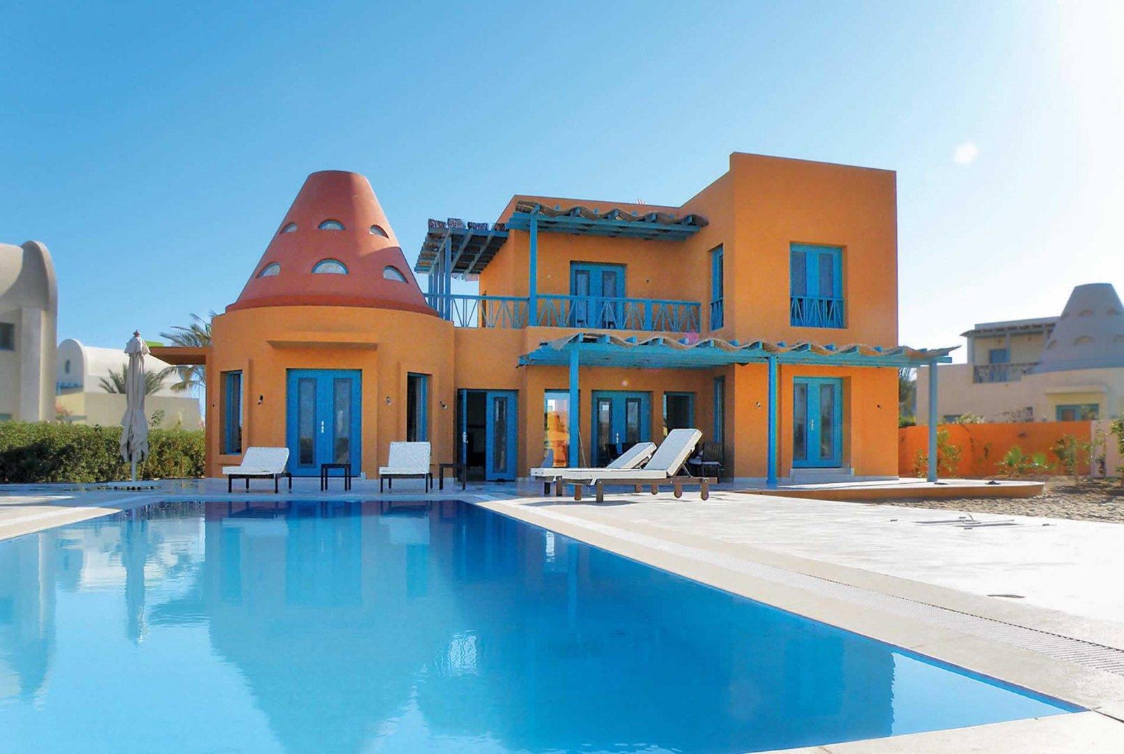 Photo of Esh Elghorab Villa